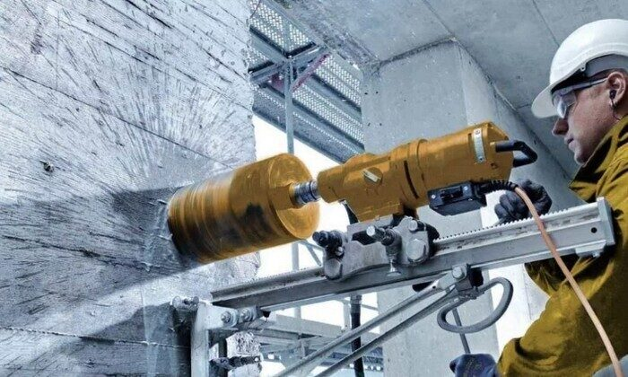 Алмазное сверление отверстий в бетоне москва цена характеристики керамзитобетона блоки
